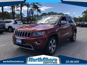 2014 Jeep Grand Cherokee Limited Port Jefferson NY