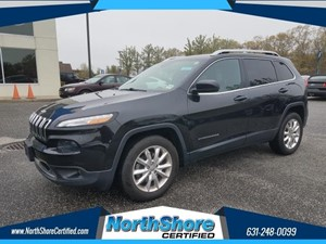 2014 Jeep Cherokee Limited Port Jefferson NY