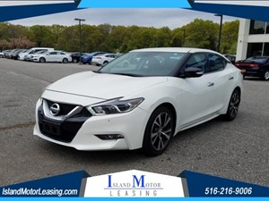 Picture of a 2016 Nissan Maxima 3.5 SV