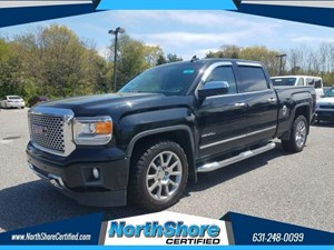 Picture of a 2015 GMC Sierra 1500 Denali