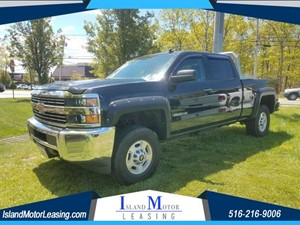 Picture of a 2015 Chevrolet Silverado 2500HD LT