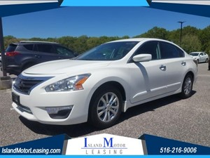 Picture of a 2015 Nissan Altima 2.5 S