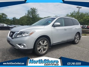 2014 Nissan Pathfinder Platinum Port Jefferson NY