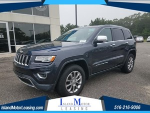 Picture of a 2015 Jeep Grand Cherokee Limited