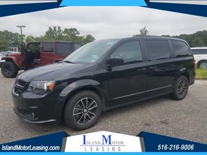 Picture of a 2018 Dodge Grand Caravan GT