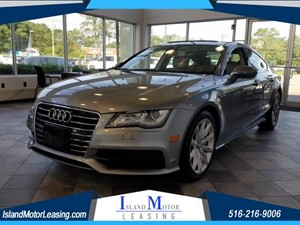 Picture of a 2013 Audi A7 3.0T Prestige