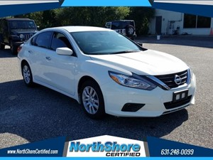 Picture of a 2017 Nissan Altima 2.5 S