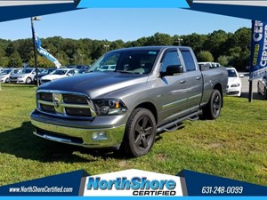 Picture of a 2010 Dodge Ram 1500 SLT