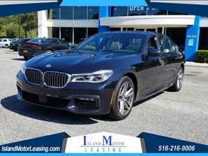 Picture of a 2016 BMW 7 Series 750i xDrive
