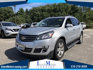 Picture of a 2015 Chevrolet Traverse LTZ