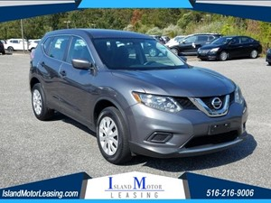 Picture of a 2016 Nissan Rogue S