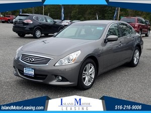 Picture of a 2013 INFINITI G37 X