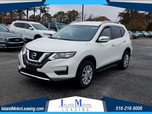 Picture of a 2017 Nissan Rogue S
