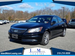 Picture of a 2012 Honda Accord EX-L