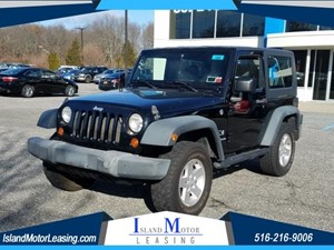 Picture of a 2007 Jeep Wrangler X