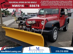 Picture of a 2013 Jeep Wrangler Sport