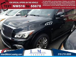 Picture of a 2016 INFINITI QX80 Base