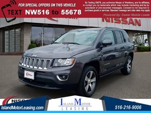 Picture of a 2016 Jeep Compass High Altitude