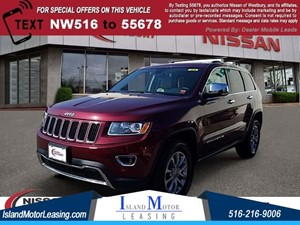 Picture of a 2016 Jeep Grand Cherokee Limited