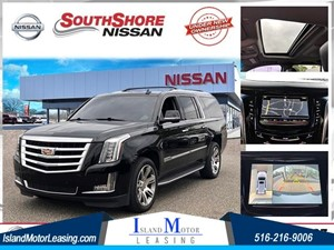 Picture of a 2016 Cadillac Escalade ESV Luxury