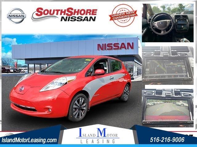 Nissan Leaf SL in Hicksville