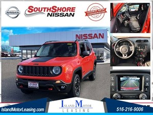 Picture of a 2016 Jeep Renegade Trailhawk