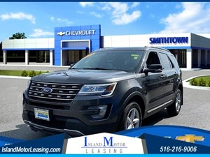 Picture of a 2016 Ford Explorer XLT