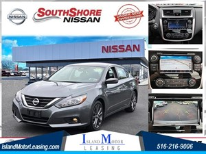 Picture of a 2018 Nissan Altima 2.5 SR