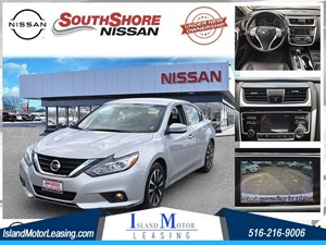 Picture of a 2018 Nissan Altima 2.5 SL