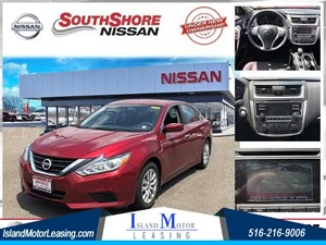 Picture of a 2018 Nissan Altima 2.5 S