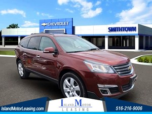 Picture of a 2016 Chevrolet Traverse LT