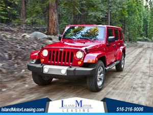 Picture of a 2015 Jeep Wrangler Unlimited Sahara