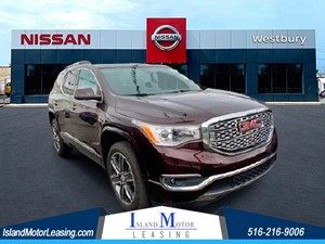 Picture of a 2017 GMC Acadia Denali