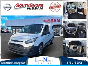 Picture of a 2018 Ford Transit Connect XL