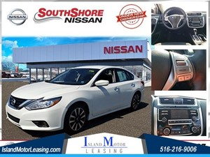 Picture of a 2018 Nissan Altima 2.5 SV