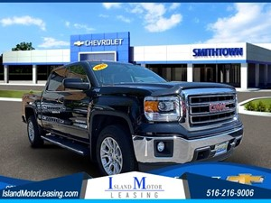 Picture of a 2015 GMC Sierra 1500 SLE