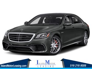 Picture of a 2018 Mercedes-Benz S-Class S 63 AMG®