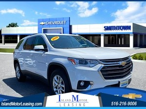 Picture of a 2018 Chevrolet Traverse LT