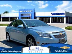 Picture of a 2012 Chevrolet Cruze 1LT