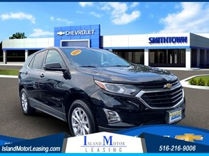 Picture of a 2018 Chevrolet Equinox LT