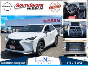 Picture of a 2017 Lexus NX 200t F Sport