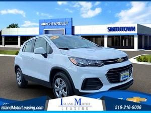 Picture of a 2018 Chevrolet Trax LS