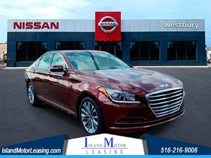 Picture of a 2016 Hyundai Genesis 3.8