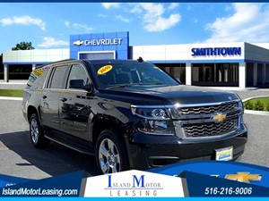 Picture of a 2019 Chevrolet Suburban LT