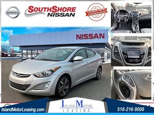 Picture of a 2015 Hyundai Elantra Limited