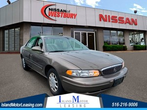 Picture of a 2002 Buick Century Custom