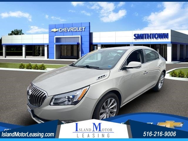 Buick LaCrosse Leather Group in Hicksville