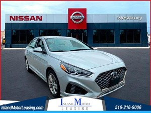 Picture of a 2018 Hyundai Sonata SEL+