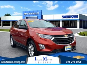 Picture of a 2020 Chevrolet Equinox LS