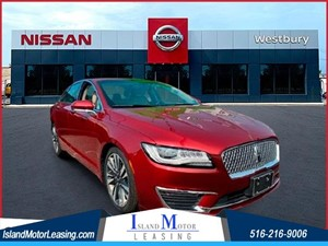 Picture of a 2017 Lincoln MKZ Reserve
